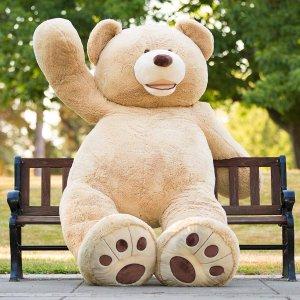 Starting at $9.99Plush Bear @ Costco