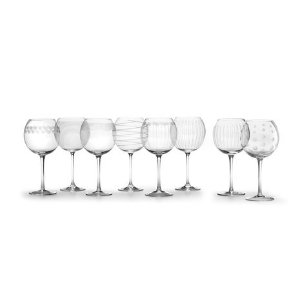 Mikasa® Cheers Set of 8 Balloon Glasses