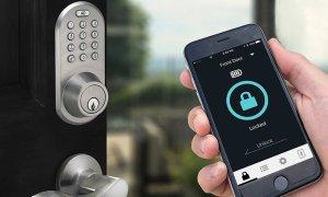 MiLocks Bluetooth Entry Keypad & Deadbolt