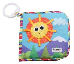 $5.22 (原价$13.99)Lamaze Classic Discovery 婴儿布书