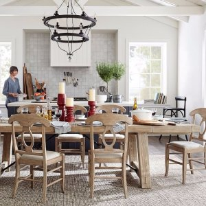 Up to 25% OffDining Furniture @ Pottery Barn