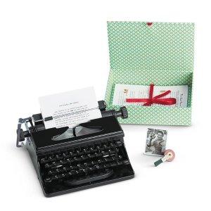 Kit's Typewriter Set