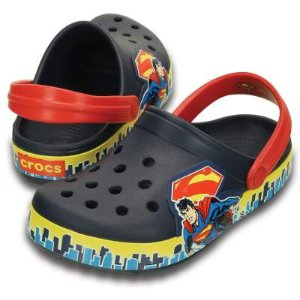 Kids' Crocband™ Superman™ Clog | Kids' Clogs | Crocs Official Site