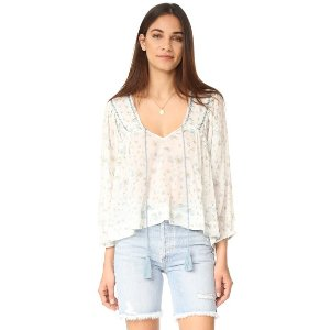 Free People Never a Dull Moment Blouse | SHOPBOP