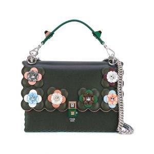 Embellished Kan I Shoulder Bag | Kirna Zabête