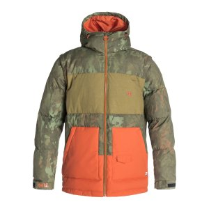 Men's Downhill Snow Jacket
