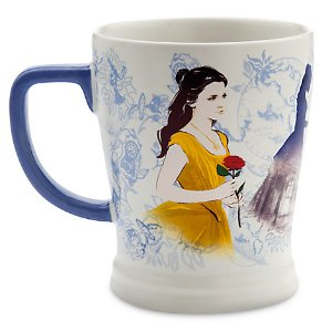 Beauty and the Beast Mug - Live Action Film | Disney Store