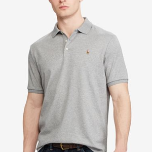 Polo Ralph Lauren Men's Classic Fit Short Sleeve Soft Touch Polo - Polo Ralph Lauren - Men - Macy's