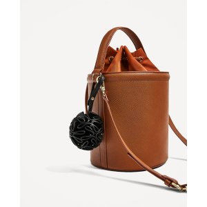 CROSSBODY BAG WITH PENDANT DETAIL - View all-BAGS-WOMAN | ZARA United States