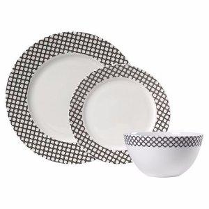 Mikasa® Haley 12 Piece Dinnerware Set
