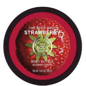 Strawberry Body Butter