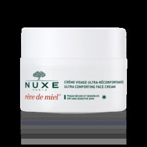 Nourishing day cream Rêve de Miel®, Face Cream - NUXE