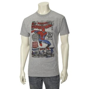 Spiderman Guys Screen Tee: Shopko