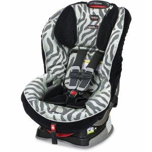 Britax Boulevard G4.1 Convertible Car Seat - Safari