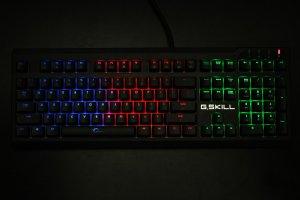 $79.99(原价$119.99)G.SKILL RIPJAWS KM570 RGB Cherry MX RGB 茶轴 机械键盘