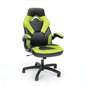 $65.59Essentials by OFM Essentials Racing Style Leather Gaming Chair