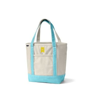 Natural Canvas Tote Collection from Lands' End