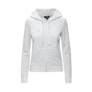 VELOUR ROBERTSON JACKET - Juicy Couture
