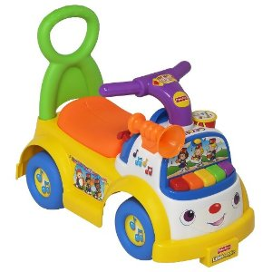Fisher-Price® Little People Music Parade Ride-On : Target