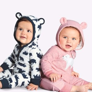 Extra 25% Off + DoorbusterSemi-Annual Big Baby Sale @ Carter's