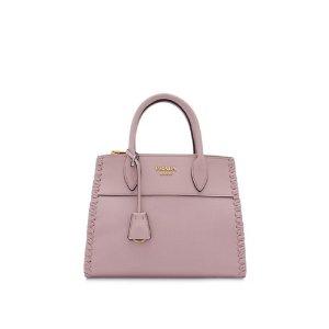 Prada Saffiano City Calf Paradigme Handbag 27cm