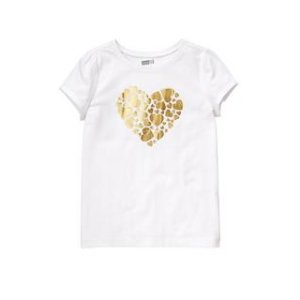 Sparkle Heart Tee at Crazy 8
