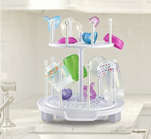 $7.89The First Years Spin Stack Drying Rack