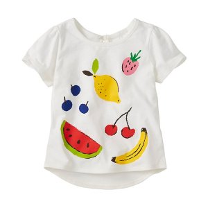 Toddler Hello World Tee In Supersoft Jersey | Sale Baby All Tops