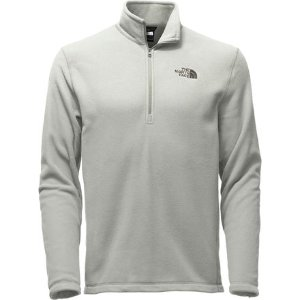 The North Face TKA 100 Microvelour Glacier 1/4-Zip Top