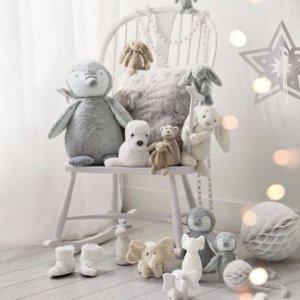 ¥139包邮包税最后一天:jellycat毛绒玩具害羞系列之邦尼兔米色中号31CM