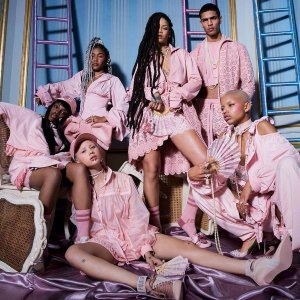 70% Off + Free ShippingSelect Fenty SS17 Collection @ PUMA