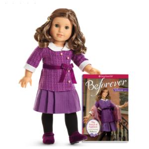 Rebecca Doll & Paperback Book | BeForever | American Girl