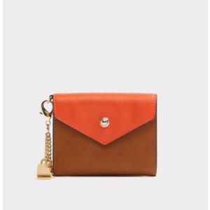 Athos Orange Women's Wallets | ALDO US