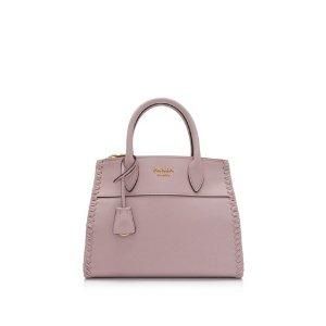 Prada Saffiano City Calf Paradigme Handbag
