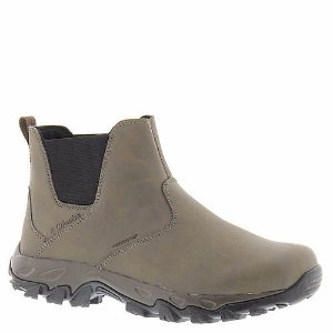 Columbia Newton Ridge Plus Slip WP (Men's) | FREE Shipping at ShoeMall.com