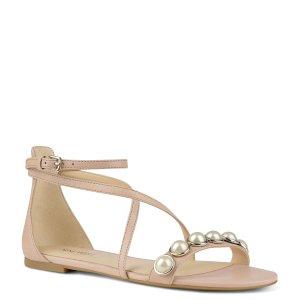 Dane Open Toe Sandals | Nine West