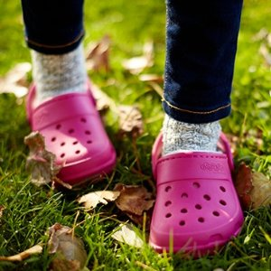 Up to 70% OffCrocs Kids Shoes Sale @ Zulily