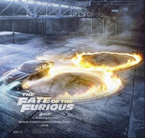 You can not run from your F8List of Cars in The Fate of the Furious (F8)