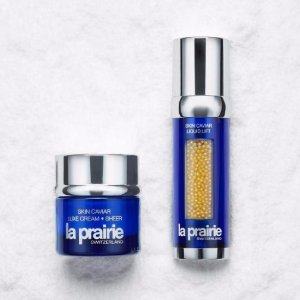 Free Gift With Any $400 LA PRAIRIE Purchase @ Nordstrom - Dealmoon