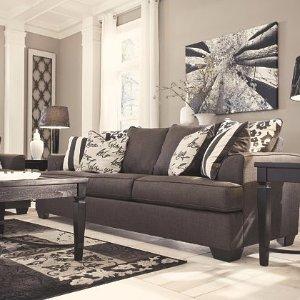 罕见低至5折 超多款沙发床Ashley 精选沙发等家具一日闪购