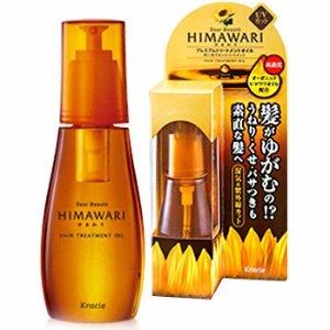 KRACIE HIMAWARI Hair Treatment Oil 60ml