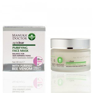 ApiClear Purifying Face Mask - Anti-Blemish Face Mask - Manuka Doctor
