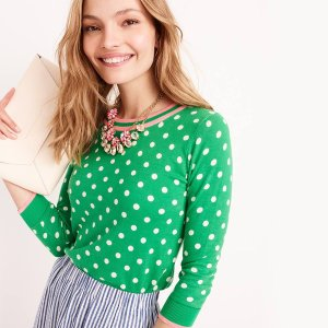 Today Only! 50% Off Everything + Free ShippingFlash Sale @ J.Crew Factory