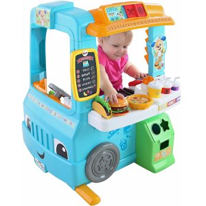 $57.99 ($69.99)Fisher-Price Laugh & Learn Servin' Up Fun Food Truck