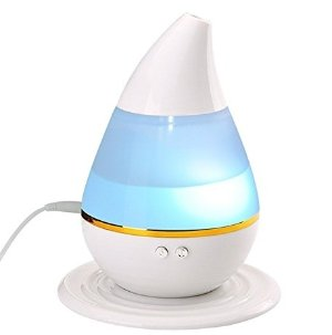 Essential Air Humidifier Mini Colorful Oil Diffuser Cool Mist Humidifier Usb Humidifier Air Purifier for Women and Baby