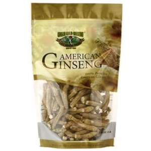 Half Short American Ginseng Small #1 8oz bag