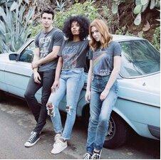 低至5折+满$100立减$25Lucky Brand Jeans 全场牛仔裤等服饰促销