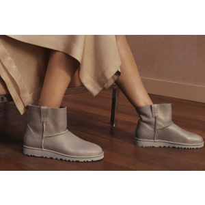 Women's Classic Unlined Mini Metallic Classic Boot | Free Shipping on UGG.com