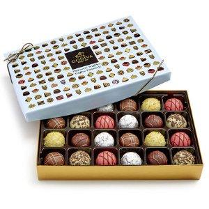 Patisserie Dessert Truffles Gift Box, 24 pc
