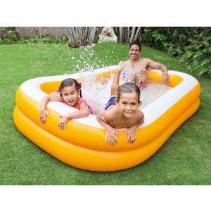 Intexv家庭家庭小泳池,120x72x22吗出租石林县有别墅?图片